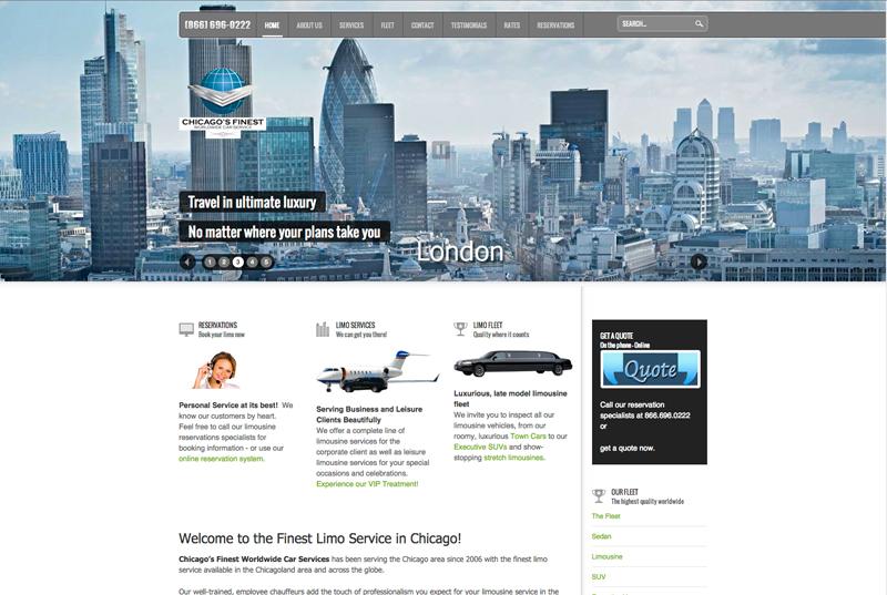 Chicago's Finest Worldwide Transportation, Chicago, IL