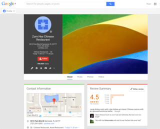 Google+ is very important to Google organic rankings